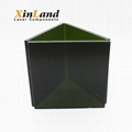 Useful Covering Acrylic Fiber Safety Glass Protective Laser Window 2