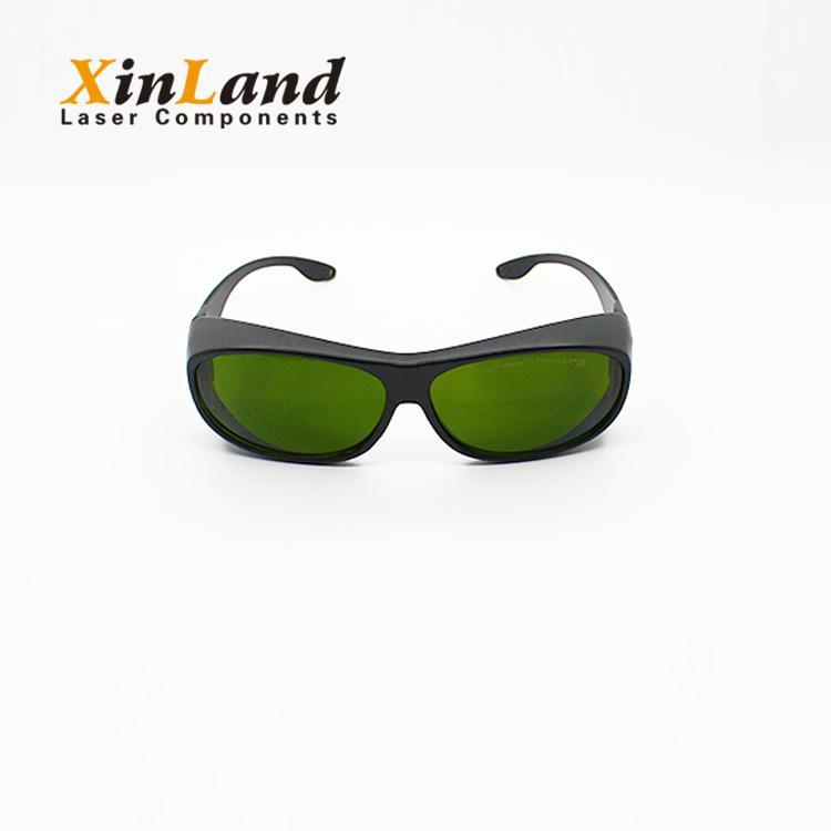 China Advanced Lightweight Eye Protection Glasses Laser Safety Eyewear 1