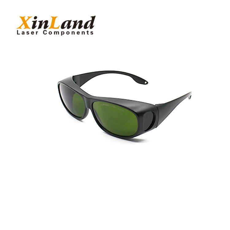 China Advanced Lightweight Eye Protection Glasses Laser Safety Eyewear 2