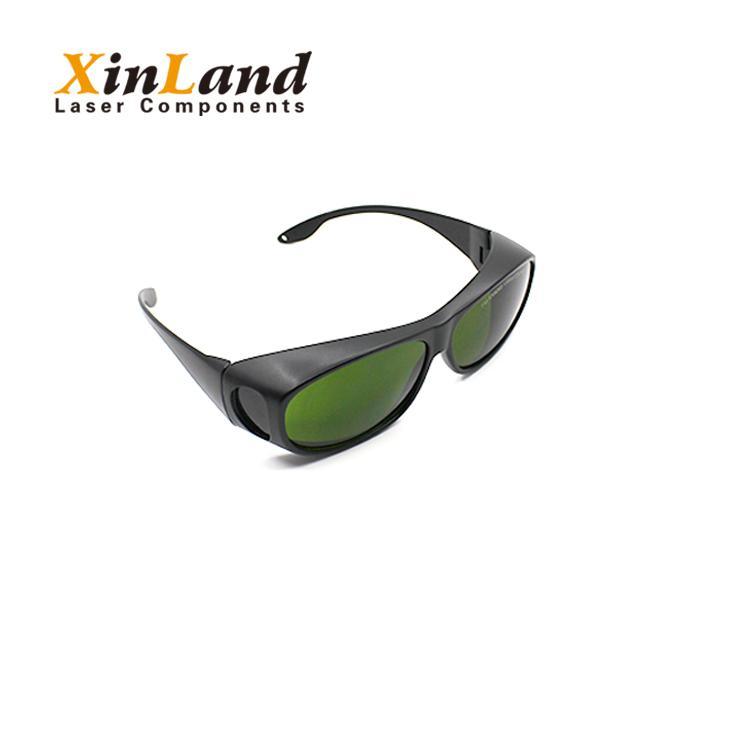 China Advanced Lightweight Eye Protection Glasses Laser Safety Eyewear 3