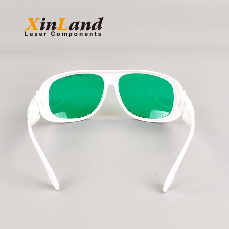 New Lightweight CE Certificate Laser Safety Goggles Protective Glasses 3