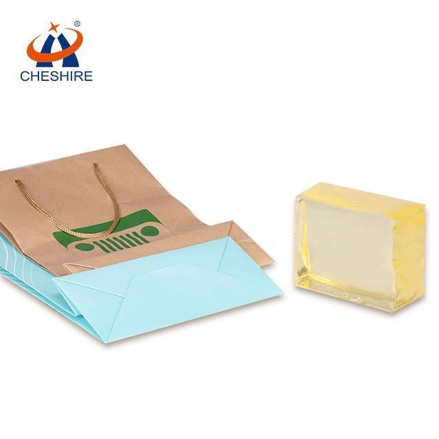 Cheshire paper bag bonding glue kraft bag hot melt adhesive glue  5
