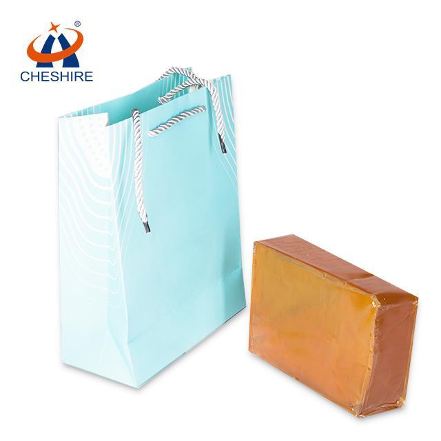Cheshire paper bag bonding glue kraft bag hot melt adhesive glue  3