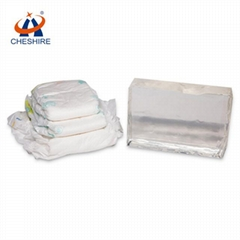 Cheshire no odorless structure glue hot melt adhesive for hygiene diaper