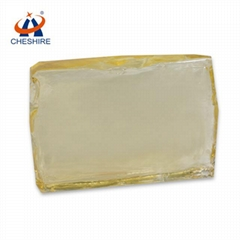 Cheshire strong sticky PVC hot melt adhesive glue for spray tape hook loop tape