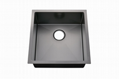 Single Bowl Nano Stainless Steel Sink