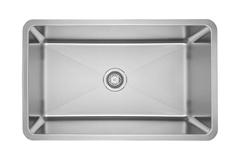 Large Deep Single Basin Undermount Stainless Steel Sink