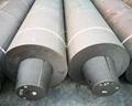 Low Consumption Graphite Electrode