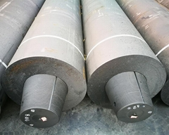 Low Consumption Graphite Electrode, Low Consumption Rate Graphite Electrode, UHP