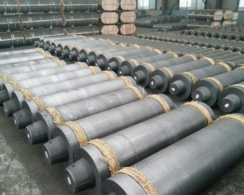 Graphit Carbon Electrode Factory 1