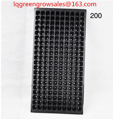 best price 128 cell Seeding Nursery Plug Trays Seed Planter Tray for home and ga