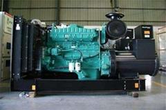 珠海500KW柴油發電機