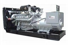 珠海应急发电机车