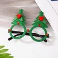 定制多款式圣诞树装饰眼镜 活动