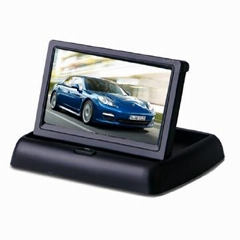 4.3 INCH DIGITAL LCD BACKUP MONITOR