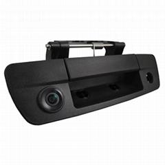 AUTOSONUS HC04 TAILGATE DOOR HANDLE HD BACKUP CAMERA FOR DODGE RAM 2010-2017
