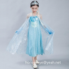 Frozen Dress is for Chil
