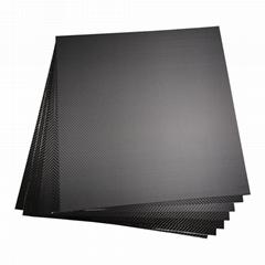 碳纖維層合板來圖定製 耐腐蝕碳纖維層合板加工