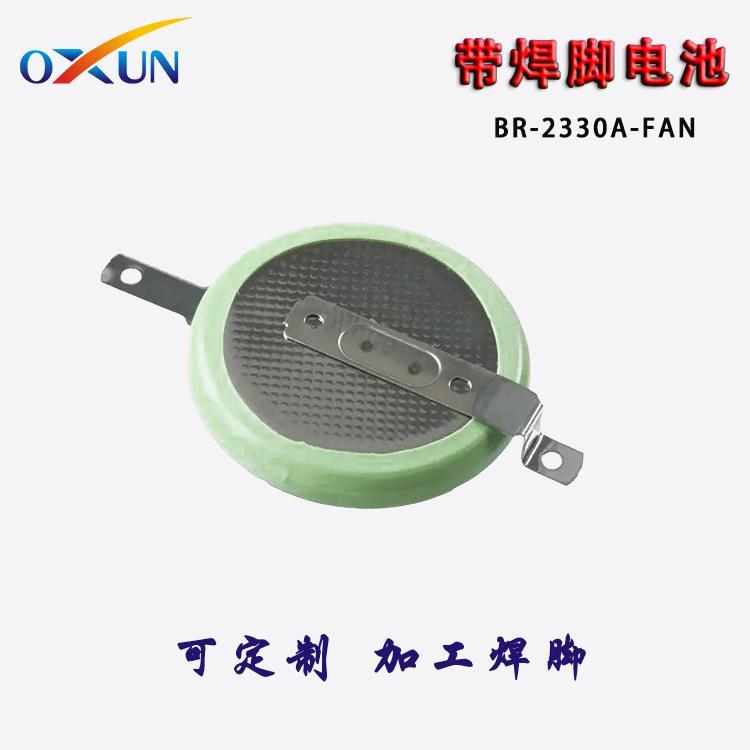 现货供应CR2450纽扣电池 电子标签电池 4