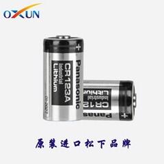 原装进口松下CR123A电池 CR17345电池 3V电池 锂电池组