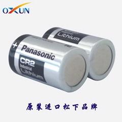 松下CR2电池 CR15H270电池 拍立得相机专用电池