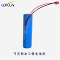 18650锂电池 加线锂电池