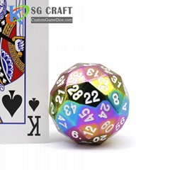 Custom High Quality Dice Of Various Sizes Wholesale