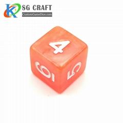 High quality precision dice
