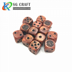 Dnd board game dice set dice 16mm