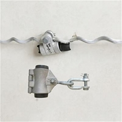 Power Line Hardware Cable Suspension Clamp performed suspension clamp for ADSS c