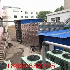 酒店宾馆空气能热泵热水器