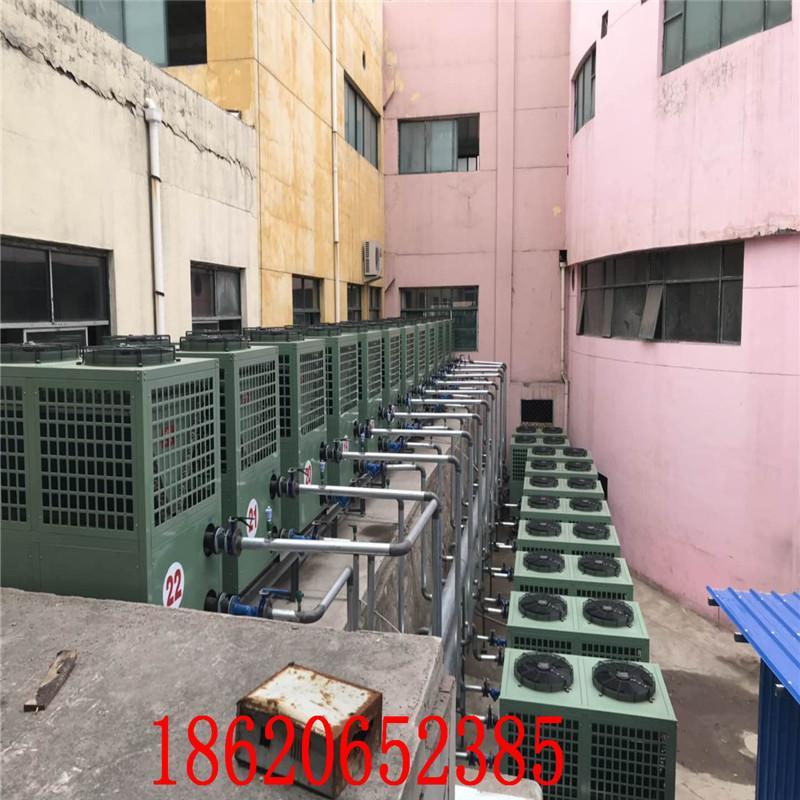 酒店宾馆空气能热泵热水器 2