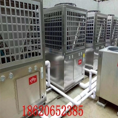 宾馆空气能热泵热水设备