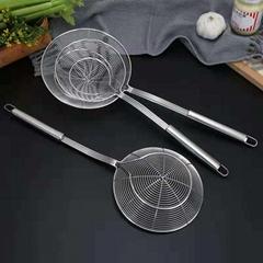 Stainless Steel Kitchen Skimmer Spider Strainer