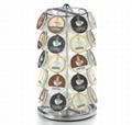coffee capsule holder coffee pod rack