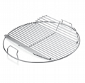 stainless steel round bbq grill grate