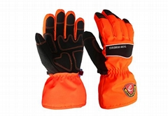 Insulated Ski Thermal Safety Work Gloves