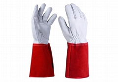 Cowhide Safety Work Gloves