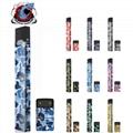 MAGCISHARK Adhesive Sticker skin custom design for Juul ecigs 4