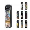 MAGCISHARK Adhesive Sticker skin custom design for SMOK ecigs 4