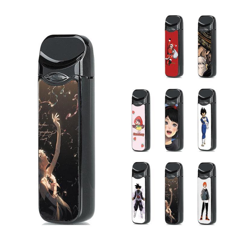 MAGCISHARK Adhesive Sticker skin custom design for SMOK ecigs 5