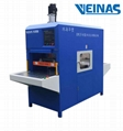 Veinas EPE foam two side two station laminating bonding machine 1