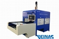 Veinas EPE foam one side two station laminating bonding machine 2