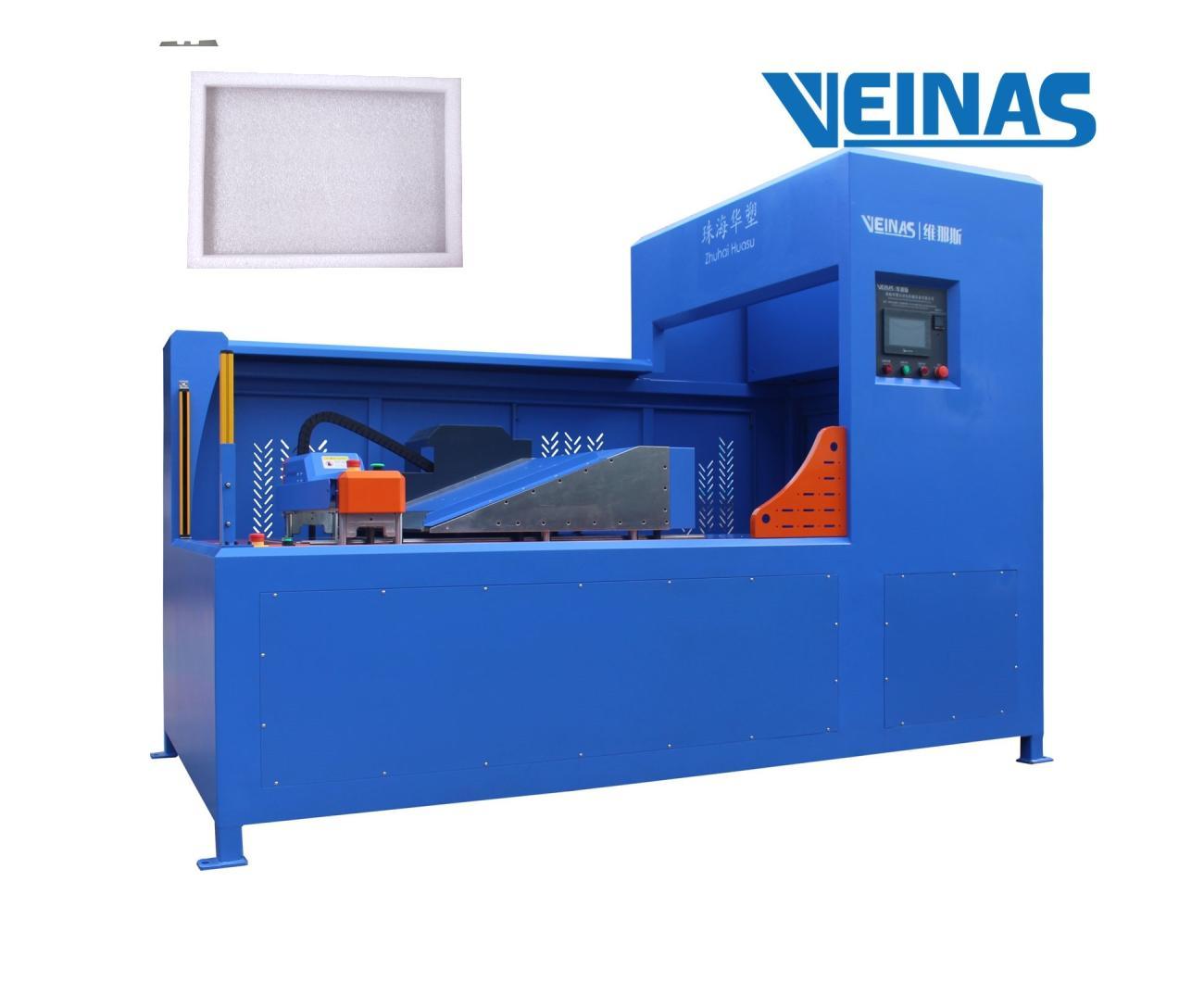 Veinas EPE foam Hot Air Bonding Machine 2