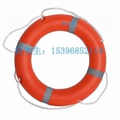 水上娛樂救生圈成人儿童游泳圈2.5kg游船遊艇實心泡沫塑料腋