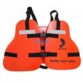三片式救生衣船舶用EVA工作服