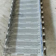 杭州厂家直销耐高温食品烘干不锈钢链板输送带