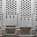 杭州厂家直销耐高温食品烘干不锈钢链板输送带 2