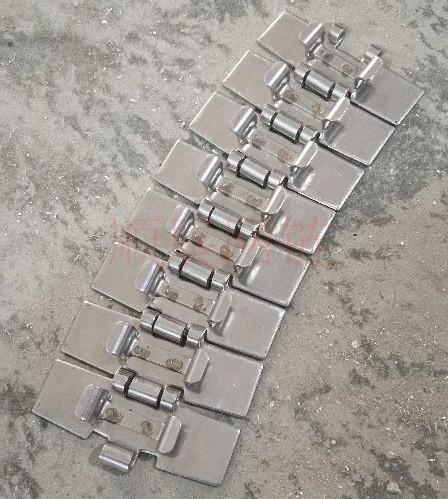 厂家现货供应直行转弯不锈钢链板 3