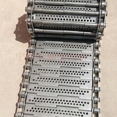 厂家供应辣椒清洗线不锈钢链板